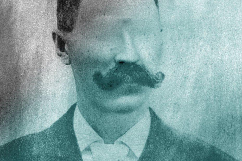 el escritor enmascarado